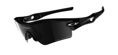 f16cad278e140 Óculos Oakley Men s Polarized Radar Path Jet Black Black Iridium Polarized  09674  Oculos  Oakley