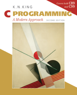 C Programming A Modern Approach KN King pdf Download 2nd