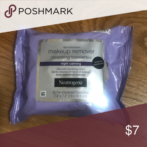Neotrogena makeup remover wipes in 2020 Make up remover