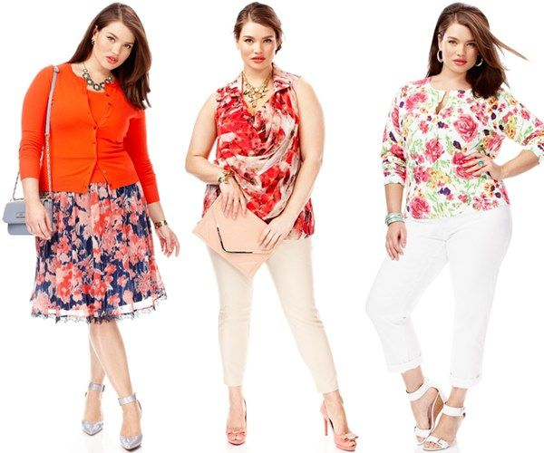 2014 Plus Size Spring Fabulous And Cool Spring Summer 2014 Plus