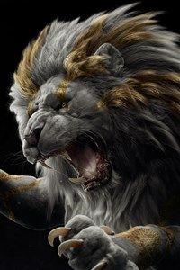 Reborn as a Lion