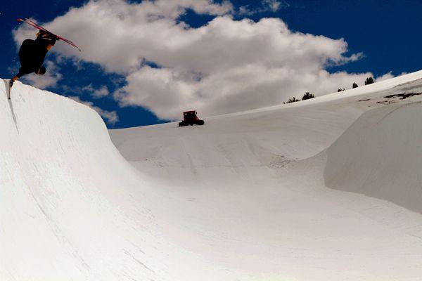 Keeping Skiing Fresh With Sammy Carlson
