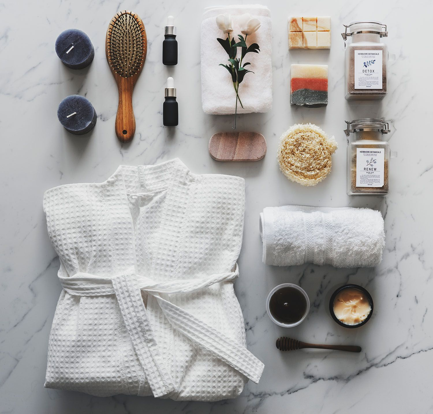 How to Give Yourself a Spa Day at Home