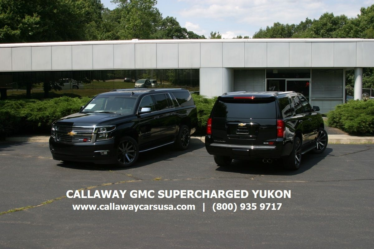 Most Powerful Supercharged Yukon Truck Presented By Callaway Cars