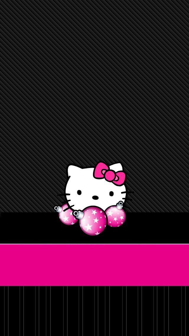 Пин от пользователя Kat Staxx на доске Hello Kitty Wallpapers