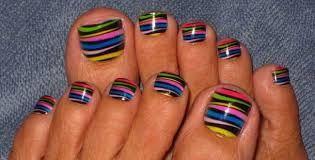fun & funky toes