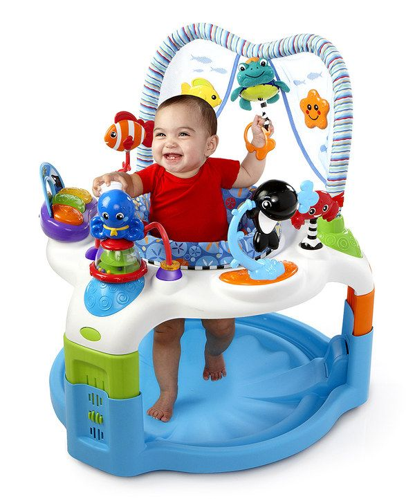 72a9cd20d2a8 Look at this Baby Einstein Baby Neptune Activity Saucer on  zulily ...