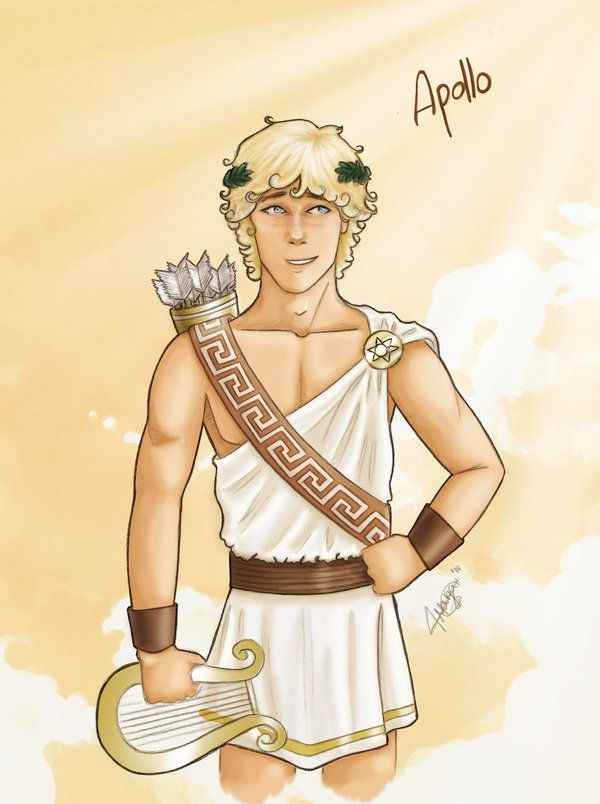 Mythology apollo New of pictures greek
