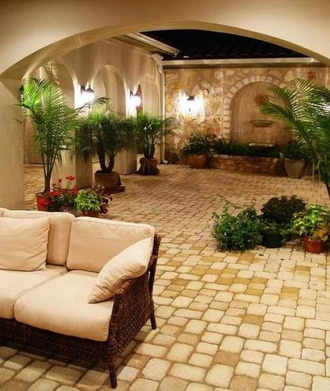 incredible mediterranean entry designs patios pinterest patio courtyard house and front also rh