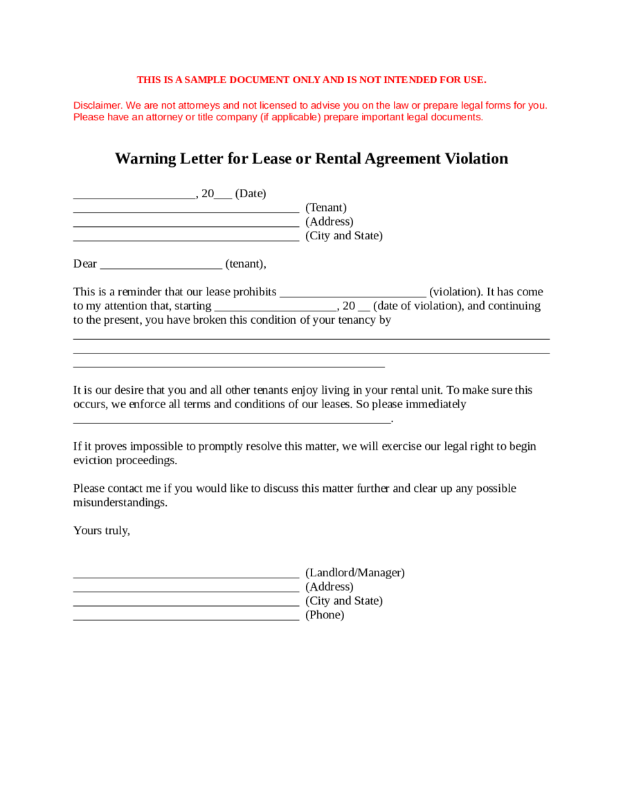 Lease Termination Letter Sample Template Agreement Landlord  Home