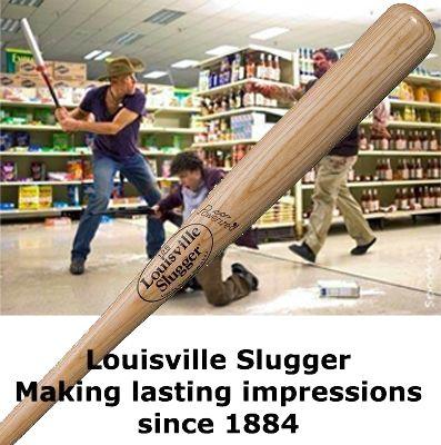 Zombieland Slugger Slugger Louisville Slugger Louisville