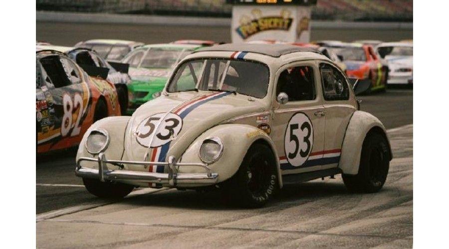 herbie the racing car
