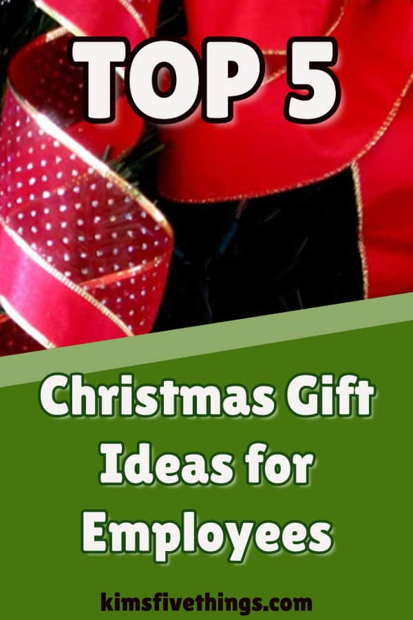 Top 5 Christmas Gifts for Employees - Best Employee Gifts 2020 | Home Ideas