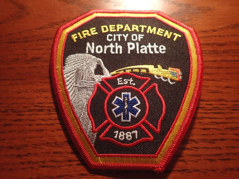 Kitty Hawk Fire Department Patch North Carolina NC