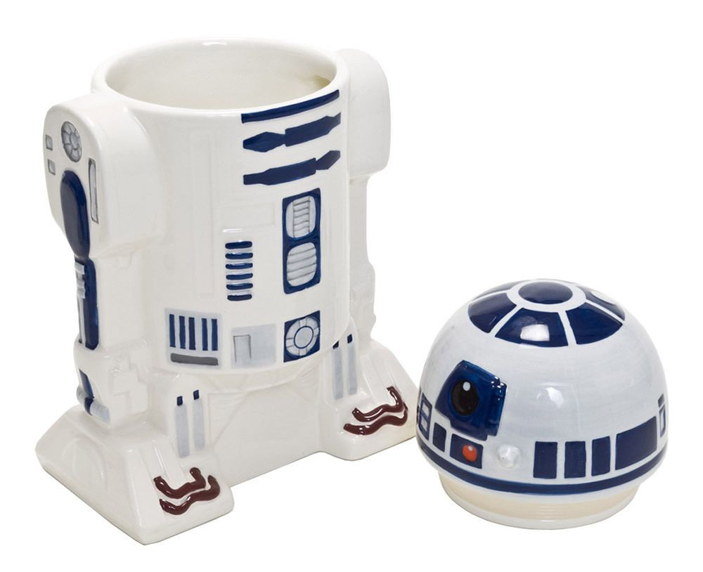 Star Wars Plätzchendose R2D2 Keksdose, Keksdose keramik