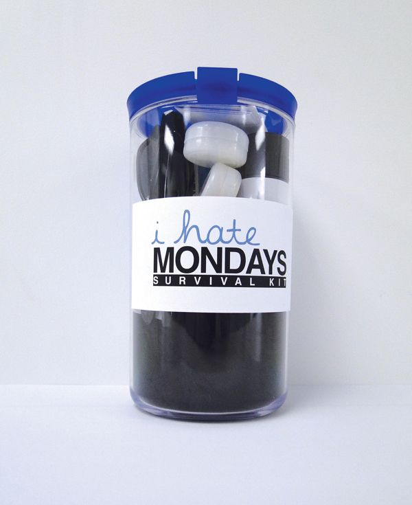 Monday Morning Blues Kit On Behance Avec Images