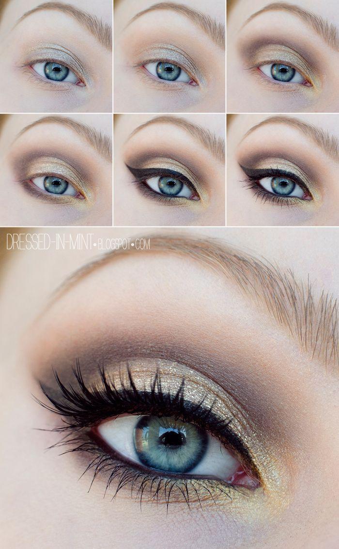 Cute Eye Makeup Ideas For School Anexa Market
