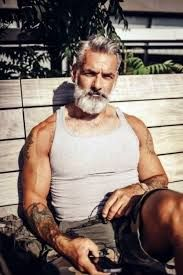 Man older picture sexy