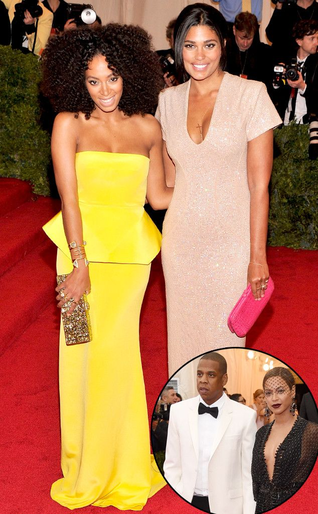Did The Solange Knowles/Jay Z Elevator Fight Happen Over A