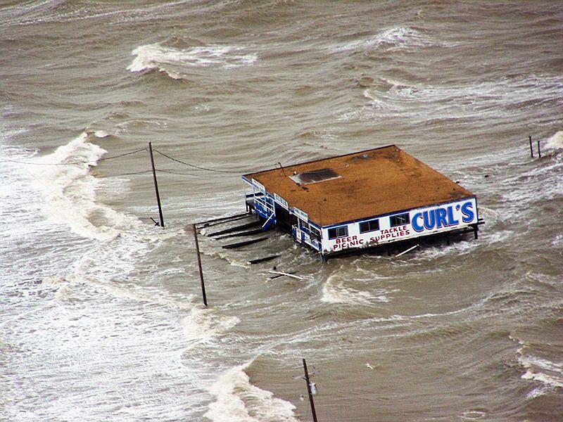 Hurricane Ike Photos Of Damage Hurricane Ike Damage Flood
