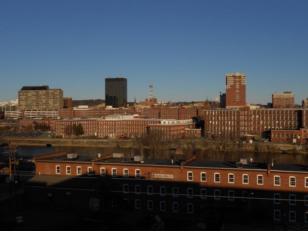 Old Textile Mills Converted To Other Uses Today In Manchester Nh