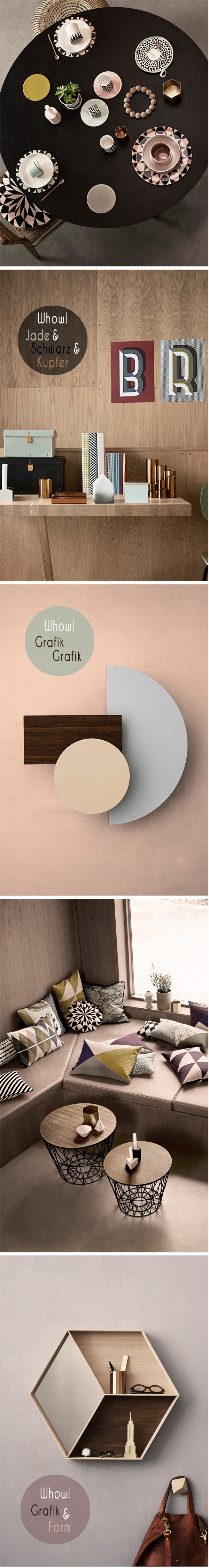 Living with Graphic | Ferm Living Collection AW 2013 http://www.de.fermliving.com