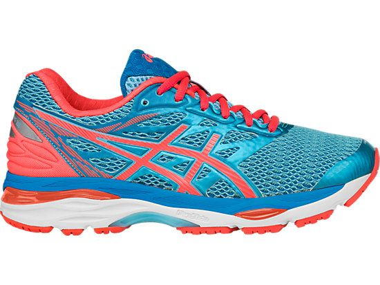 Eighteen Years In The Making The Legacy Of Asics Hallowed Gel Cumulus 18 Shoe Now Features Convergence Gel Technolog With Images Running Shoes Asics Women Running Women