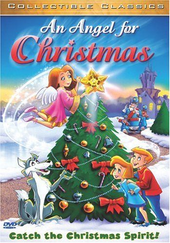 This Cartoon Is The Perfect Christmas Movie To Watch With Your Kids Watch An Angel For Christmas For F Free Christmas Movies Christmas Dvd Christmas Watches