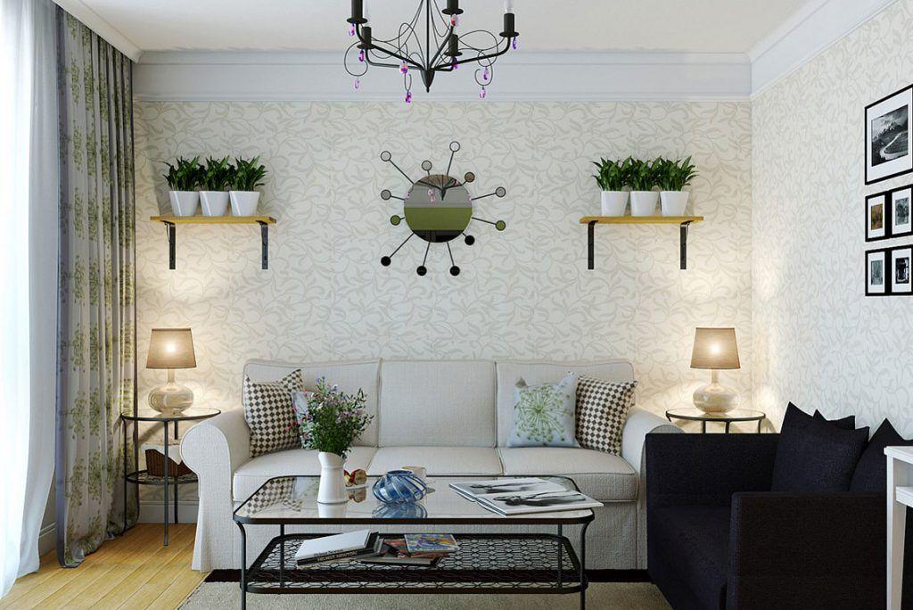Hiasan Dinding Ruang Tamu Minimalis Desain Interior Interior Ide Dekorasi Ruang Tamu