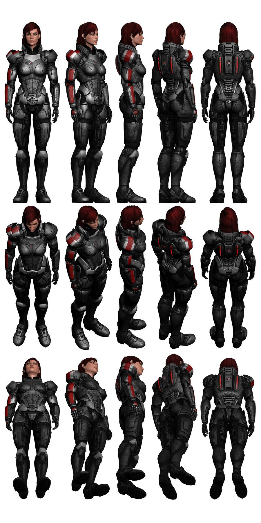 Mass effect 3 female shepard n7 armour reference by troodon80 on mass effect 3 female shepard n7 armour reference by troodon80 on deviantart maxwellsz