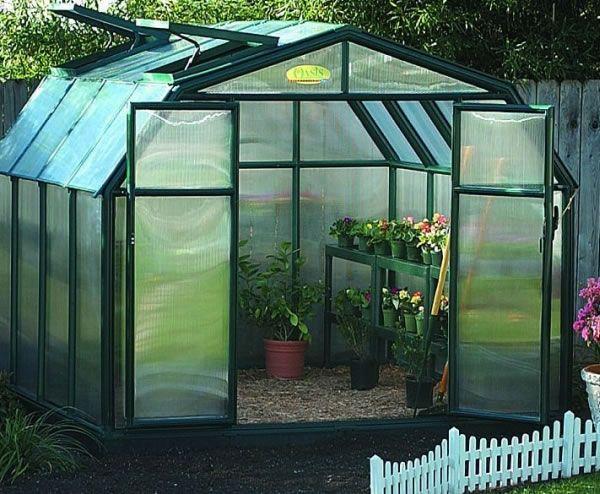 Consejos y tips para planificar el invernadero de tu jard n jardiner a pinterest Invernaderos para casa