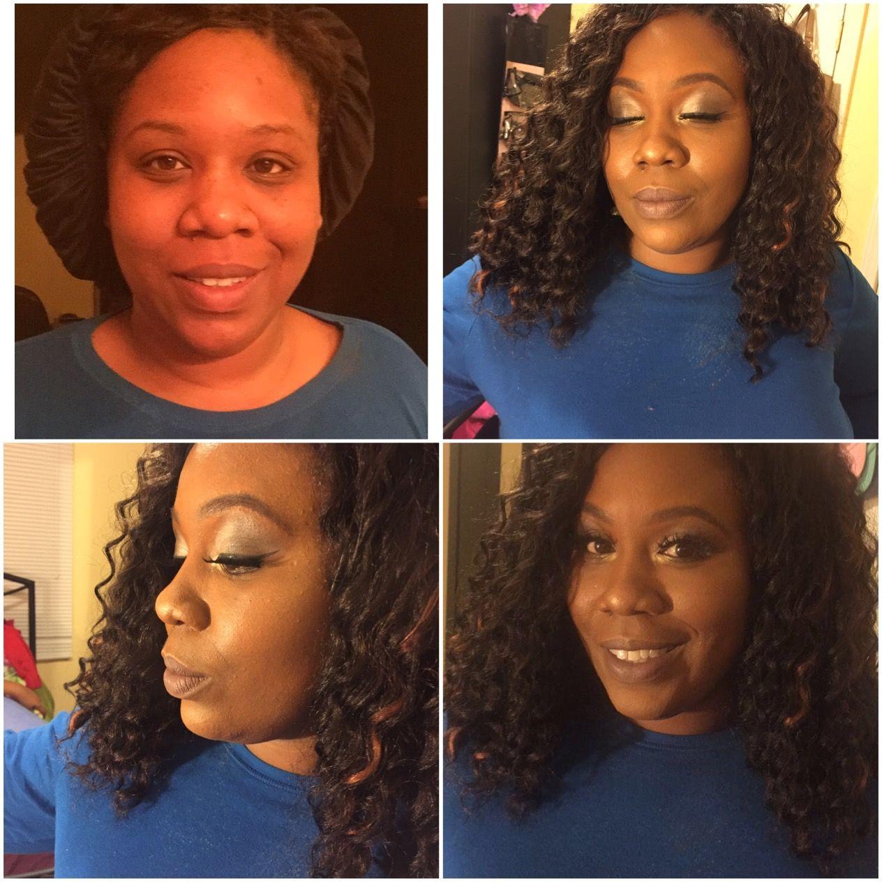 #natural#silver#gold #makeupbyIris