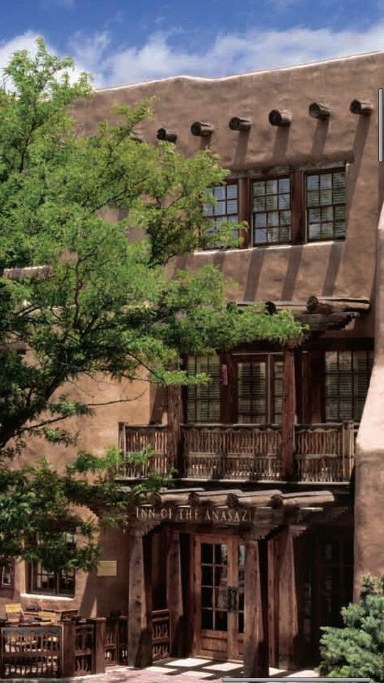 A Different Santa Fe Glad To Be Here Rosewood Inn Of The