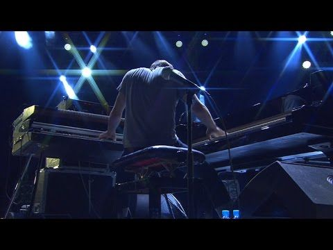 Nils Frahm Live (Arenaplatz Set) October 2014