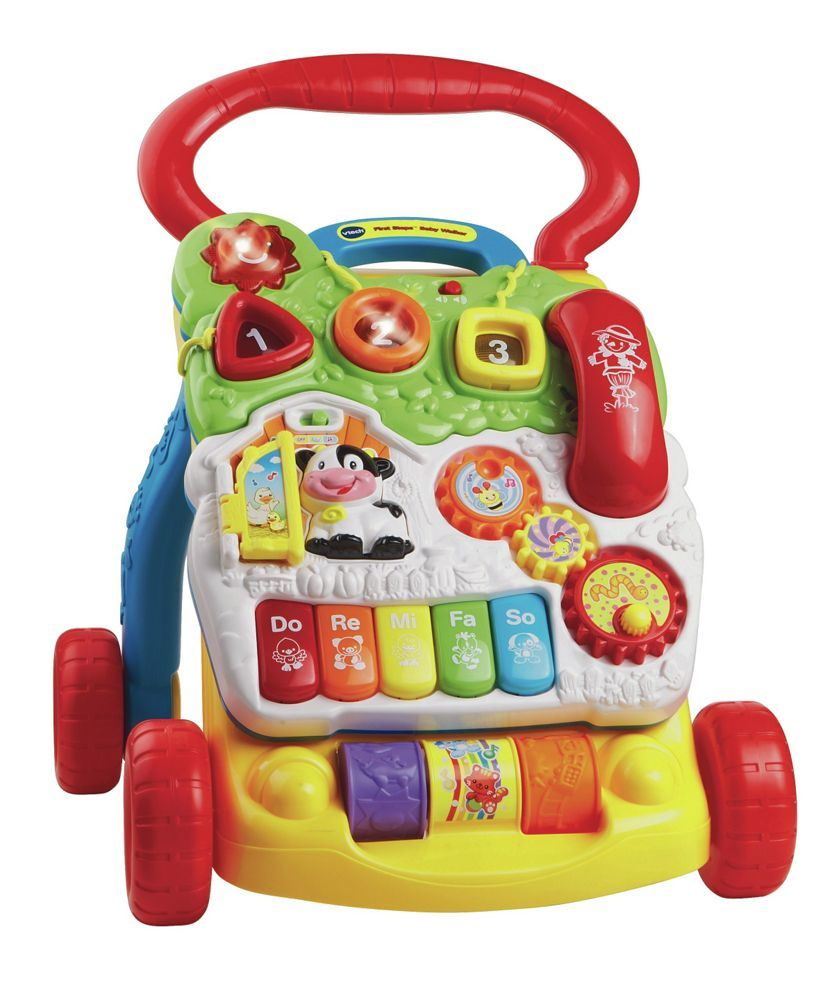 Educational car toys  Buy VTech First Steps Baby Walker at Argos  Your Online Shop