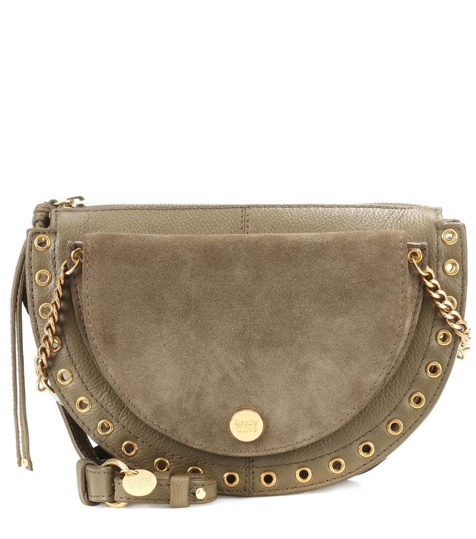 85cfc893 SEE BY CHLOÉ Kriss Medium leather crossbody bag. #seebychloé #bags ...