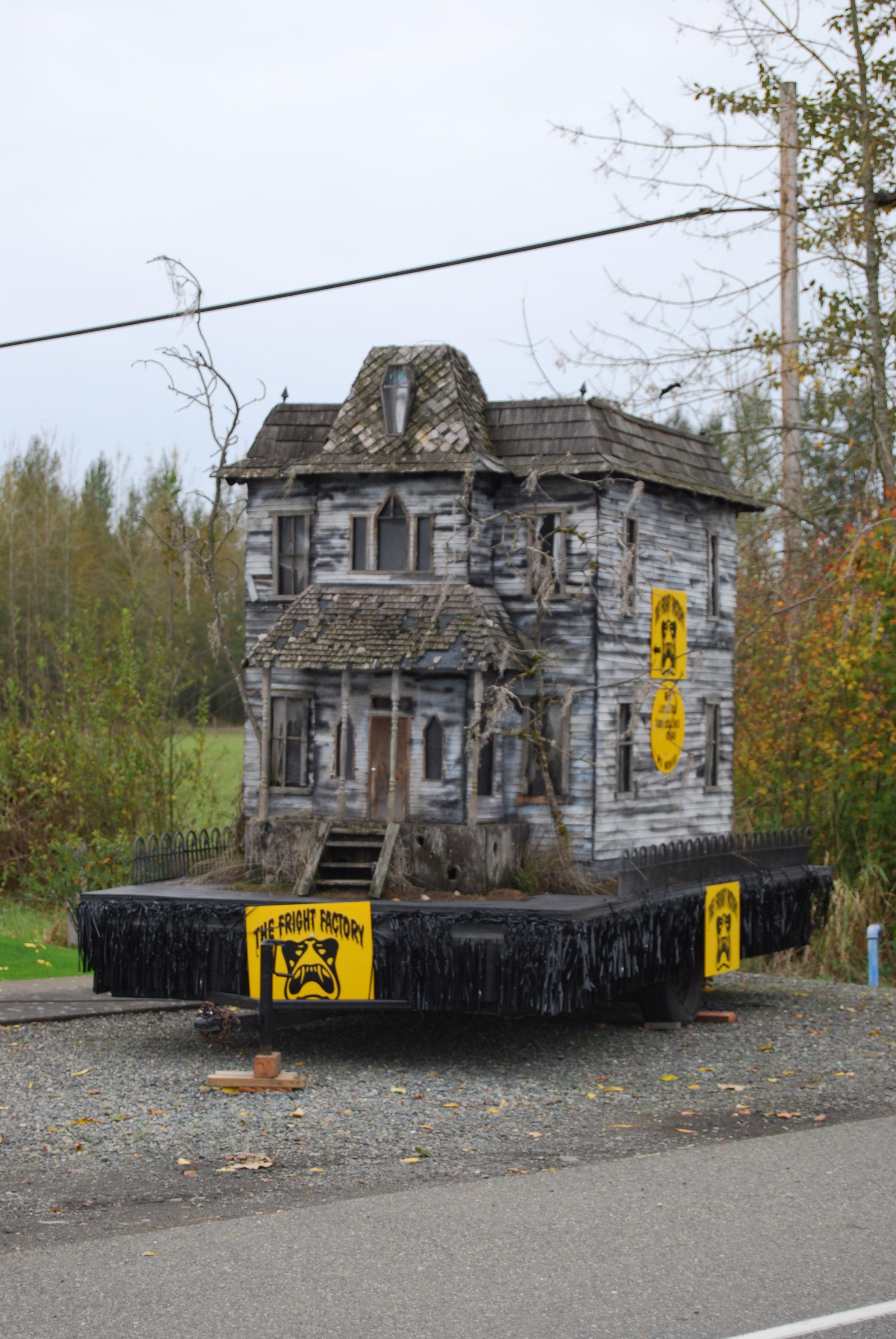 Buckley Washington Haunted House Glr Haunted House Haunting Buckley
