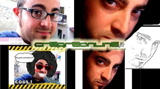 Trasforma le foto in cartone animato e crea fotomontaggi divertenti con Befunky -> http://www.creareonline.it/2008/06/trasforma-le-foto-in-cartone-animato-e-crea-fotomontaggi-divertenti-con-befunky-00481.html By Creareonline.it