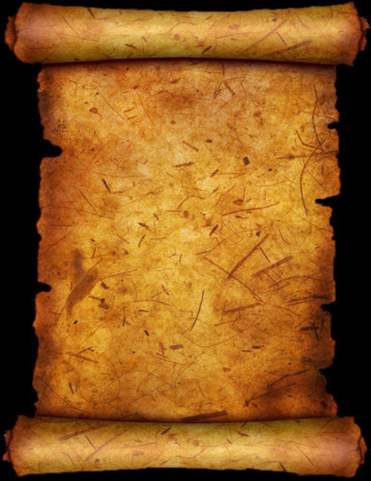 Rsultats de recherche dimages pour blank egyptian papyrus parchment scroll free printable invitations backgrounds or frames toneelgroepblik Gallery