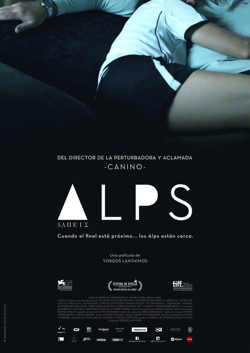 Alps by Yorgos Lanthimos