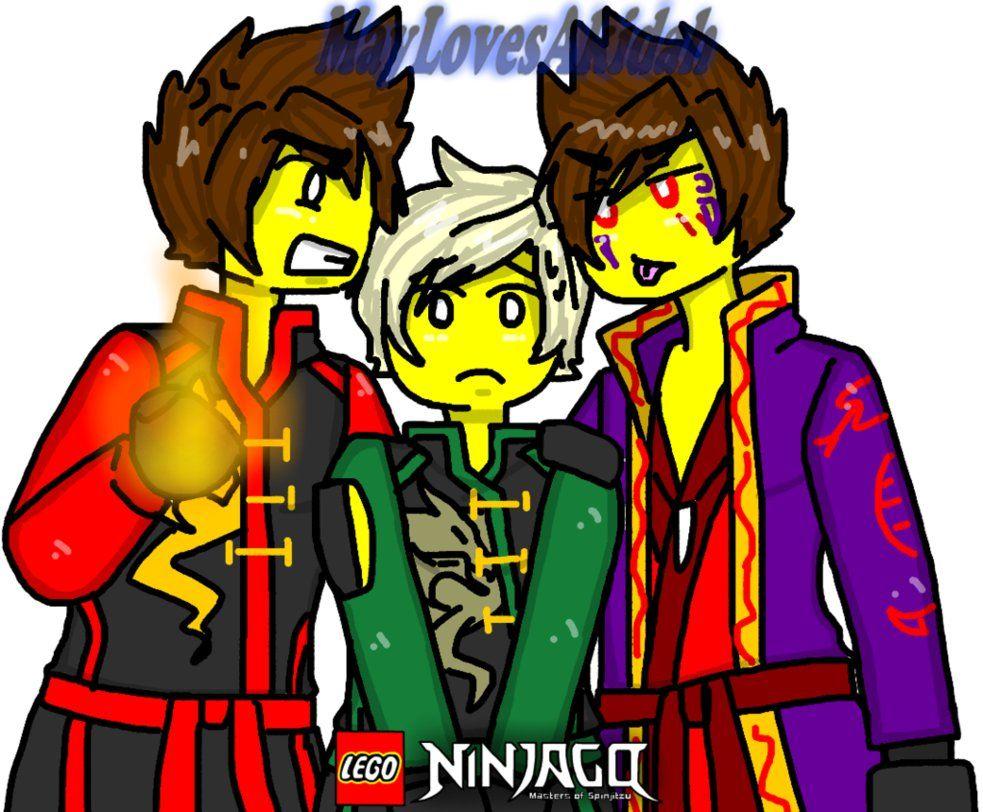 Lego Ninjago #899 By MaylovesAkidah On DeviantArt