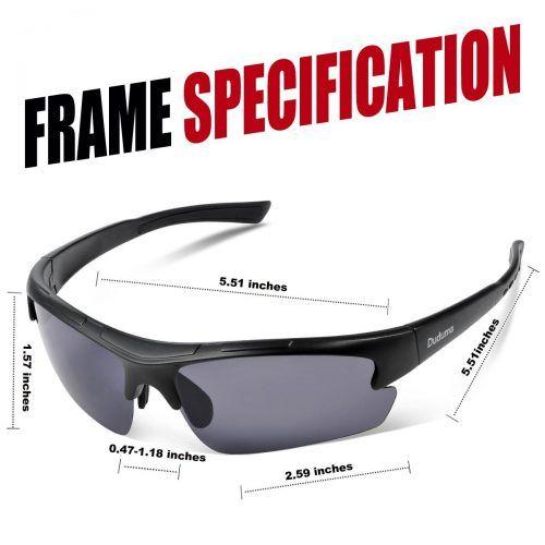 b8ae5588bf Polarized Designer Fashion Sports Sunglasses for Baseball Cycling Fishing  Golf Tr62