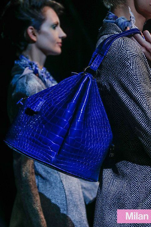 Bags! Sunglasses! Jewelry! The Best Accessories at Spring '14 Fashion Week