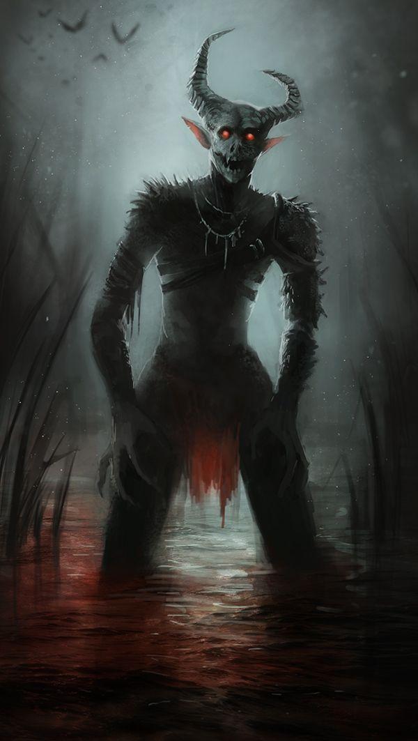40+ Humanoid demons information