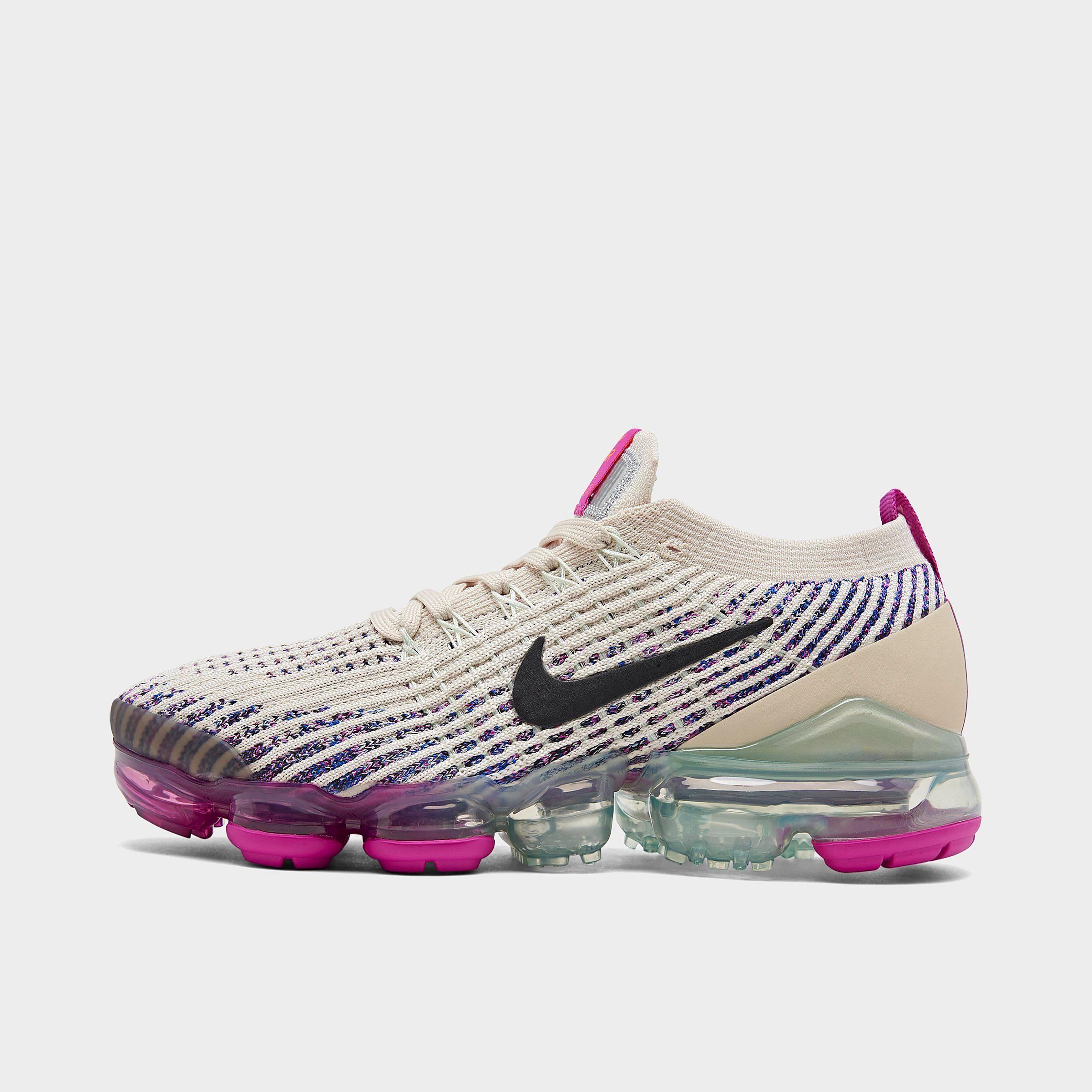 Women's Nike Air VaporMax Flyknit 3 Running Shoes| Finish Line ...