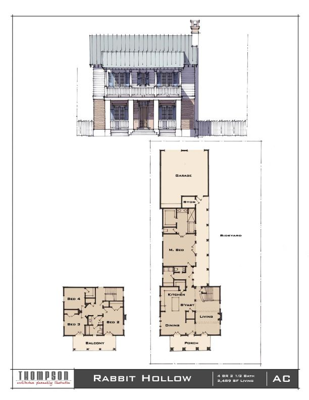 Traditional House Designs House Blueprints Traditional House House Design