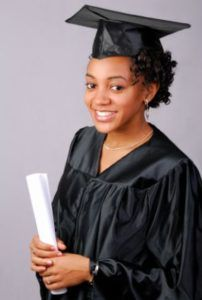 Graduation Hairstyles For Natural Hair Images Hairstylemagz Graduation Hairstyles With Cap Short Curly Hair Short Hair Styles