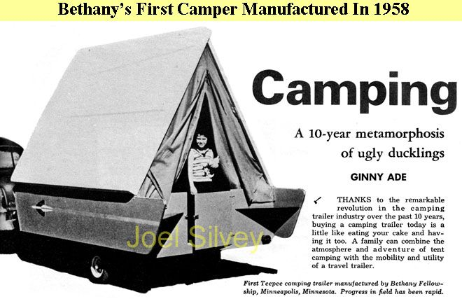 A Bethany Pop Up Camper Yes It S The Same Bethany Where John