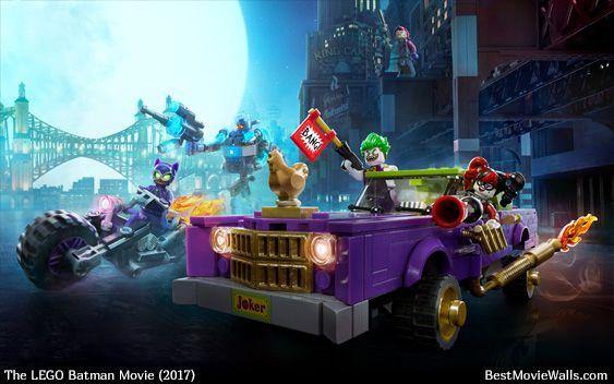 All Legobatmanmovie Villains Including The Joker Harley Catwoman And Mr Freeze Lego Wallpaper Lego Batman Wallpaper Batman Movie Lego Batman Movie Batman movie joker wallpaper lego
