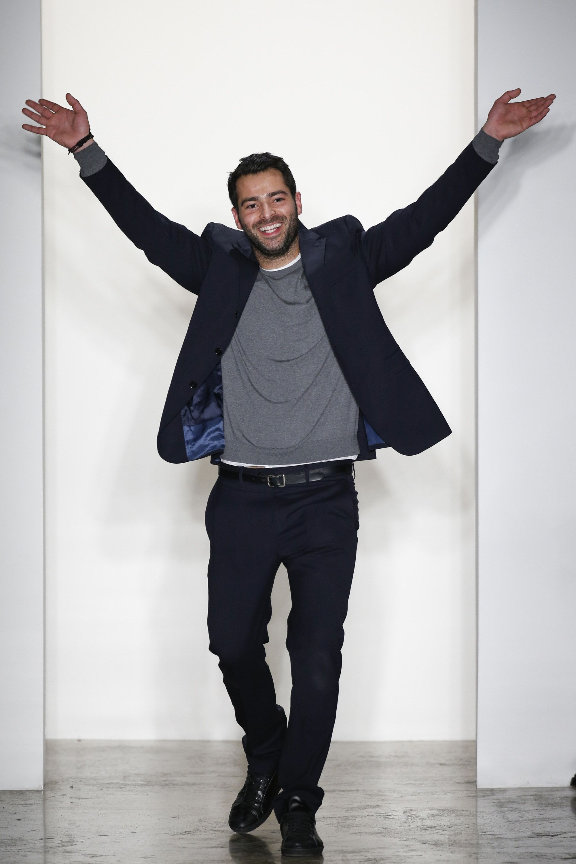 Jonathan Simkhai Fall 2016 Ready-to-Wear Fashion Show - Jonathan Simkhai